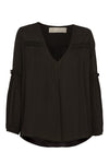 Isle of Mine - Dawn Lace Blouse (Onyx)