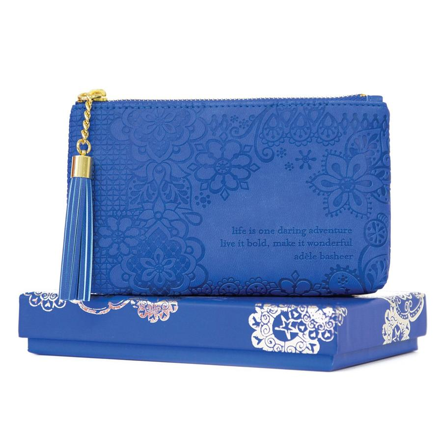 Intrinsic Coin Purse - Amalfi Blue
