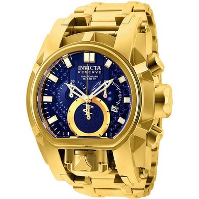 Invicta Reserve Gold Watch