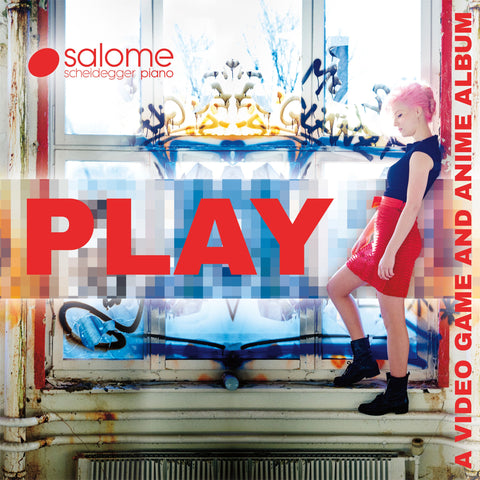PLAY - A Video Game and Anime Album (2015)