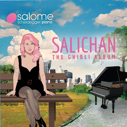 Salichan - The Ghibli Album