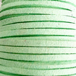 Mockaband 3x1,5 mm. Mint. Ca. 5 m. 1 st.