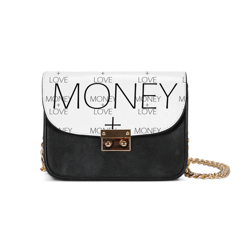 Money + Love Small Shoulder Bag