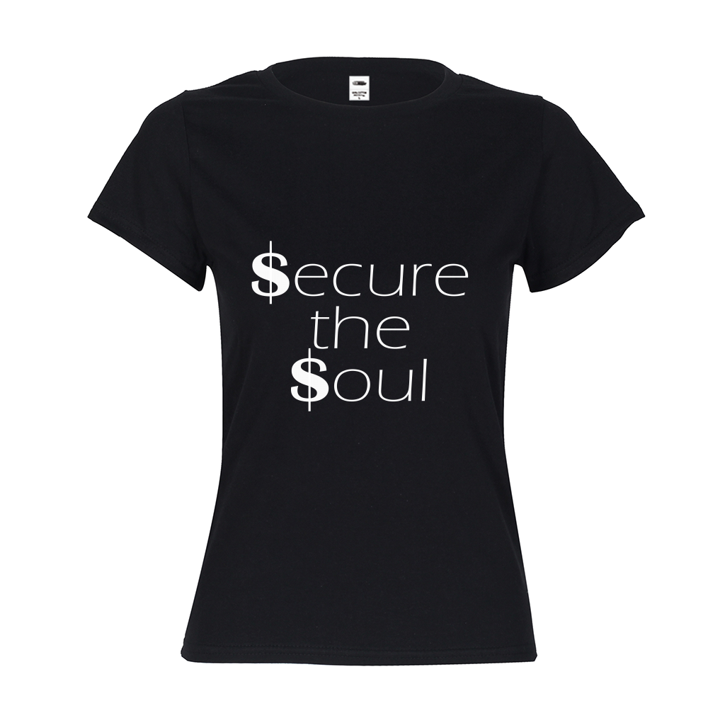 $ECURE THE SOUL SHORT SLEEVE TEE