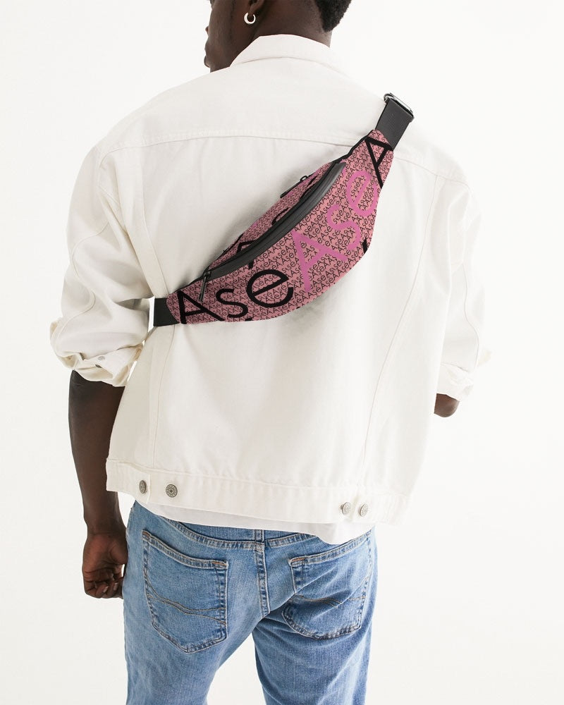 Asé remix Pink Crossbody