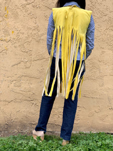 Long Fringe Shirt