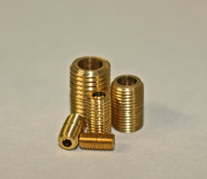 Nipples - MTP (Model Taper Pipe Thread)