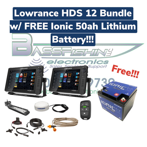 New Lowrance Units