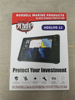 RMP Lowrance HDS 12 Live Screen Protector