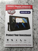 RMP Lowrance HDS 16 Live Screen Protector