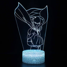Lampe de chevet One Punch Man