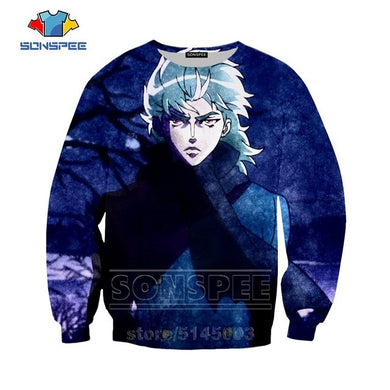 Sweat-shirt Jojo's Bizarre Adventure