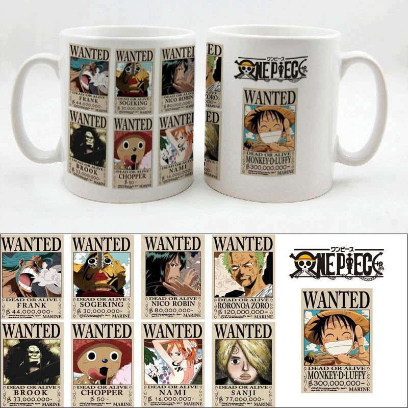 Mug imprimé ONE PIECE