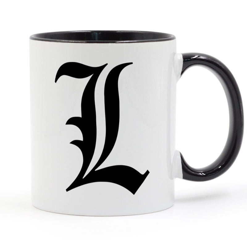 Mug imprimé Death Note