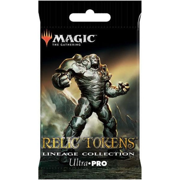 Magic the Gathering: Relic Tokens Lineage Collection