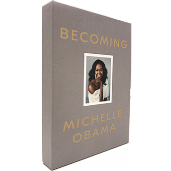 Becoming Deluxe Signed Edition (Signed Book)