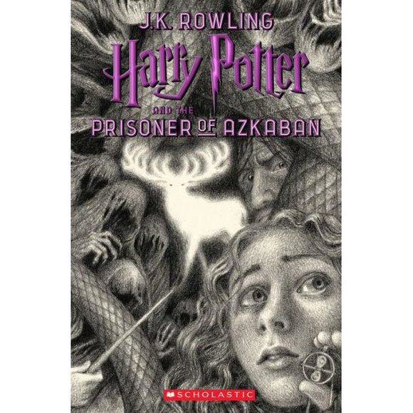 Harry Potter and the Prisoner of Azkaban (Harry Potter Series Book #3)