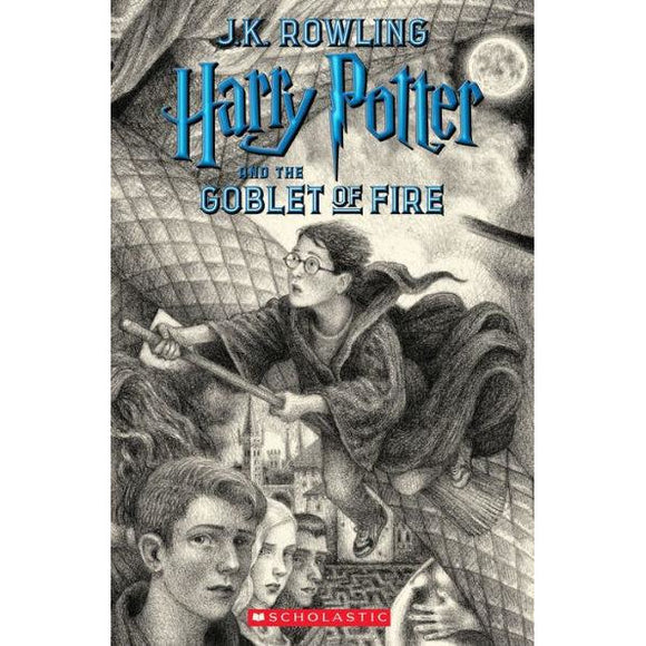 Harry Potter and the Goblet of Fire (Harry Potter Series Book #4)