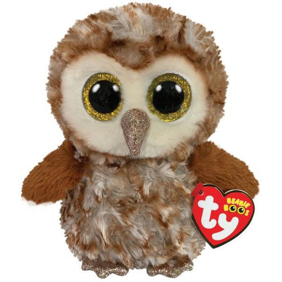 Beanie Boos: PERCY the Barn Owl