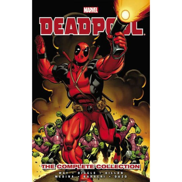 Deadpool: The Complete Collection, Volume 1