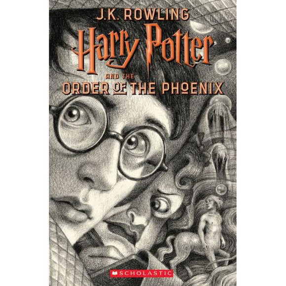 Harry Potter and the Order of the Phoenix (Harry Potter Series Book #5)