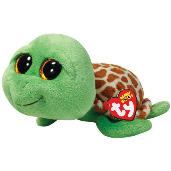 Beanie Boos: ZIPPY the Green Turtle