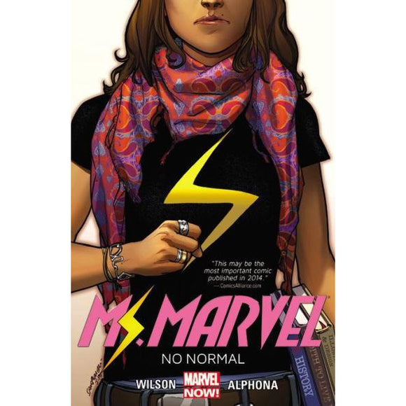 Ms. Marvel, Volume 1: No Normal