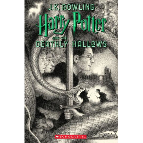 Harry Potter and the Deathly Hallows (Harry Potter Series Book #7)