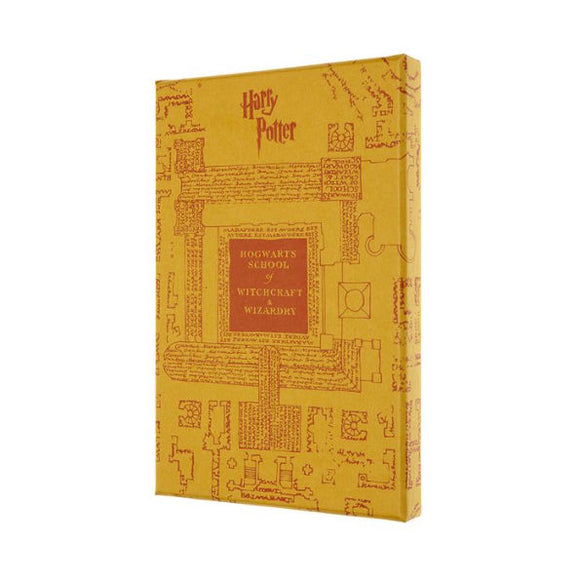 Moleskine Limited Edition Notebook Harry Potter Collectors Edition, Large, Ruled (5 x 8.25)