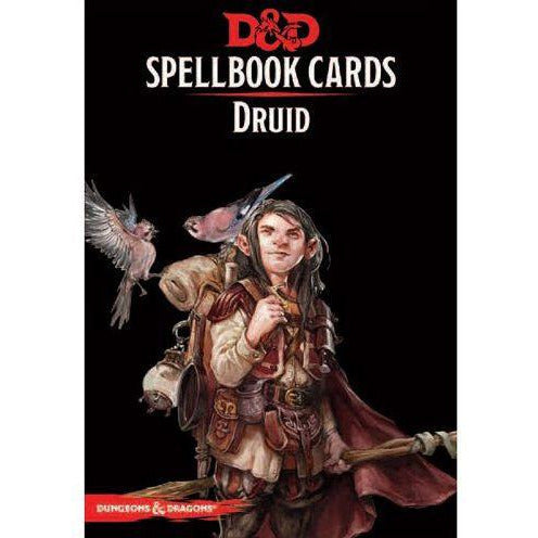 Dungeons & Dragons: Spellbook Cards - Druid - Quarky Toys