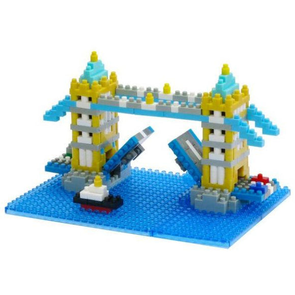 Nanoblock - Tower Bridge