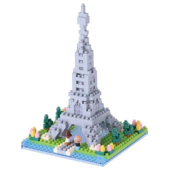 Nanoblock - Rives De La Seine A Paris