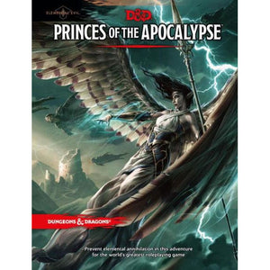 Dungeons & Dragons: Princes of the Apocalypse - Quarky Toys