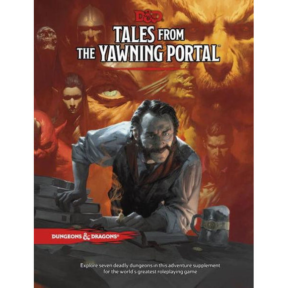 Dungeons & Dragons: Tales from the Yawning Portal - Quarky Toys