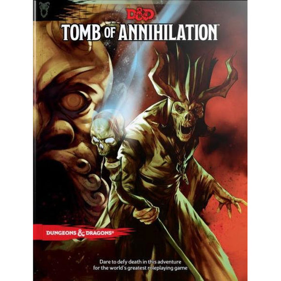 Dungeons & Dragons: Tomb of Annihilation - Quarky Toys