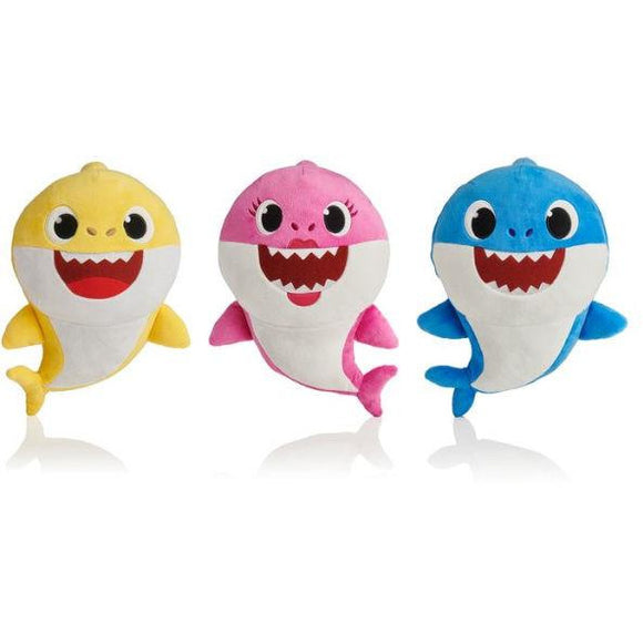 Baby Shark Family Sound Plush