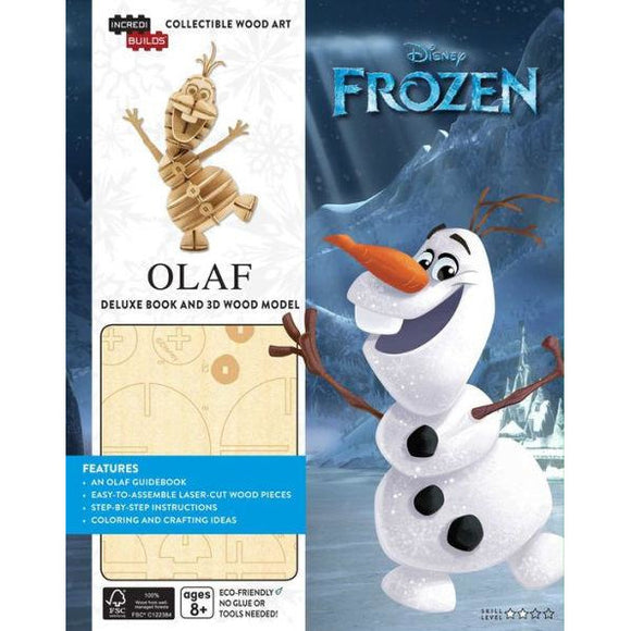 IncrediBuilds: Frozen: Olaf
