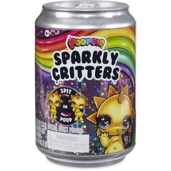Poopsie Sparkly Critters - Series 2-1A (Assorted; Styles Vary)
