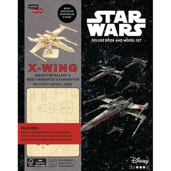 IncrediBuilds: Star Wars: X-Wing