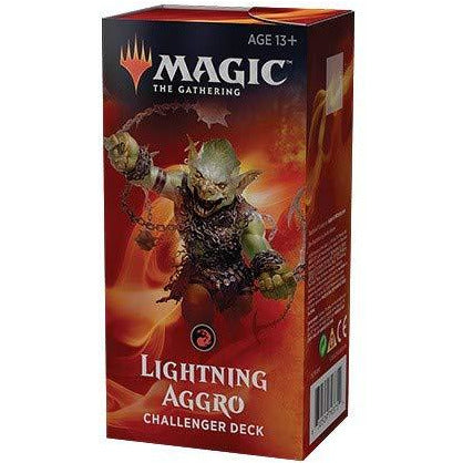 Magic: The Gathering 2019 Challenger Deck: Lightning Aggro