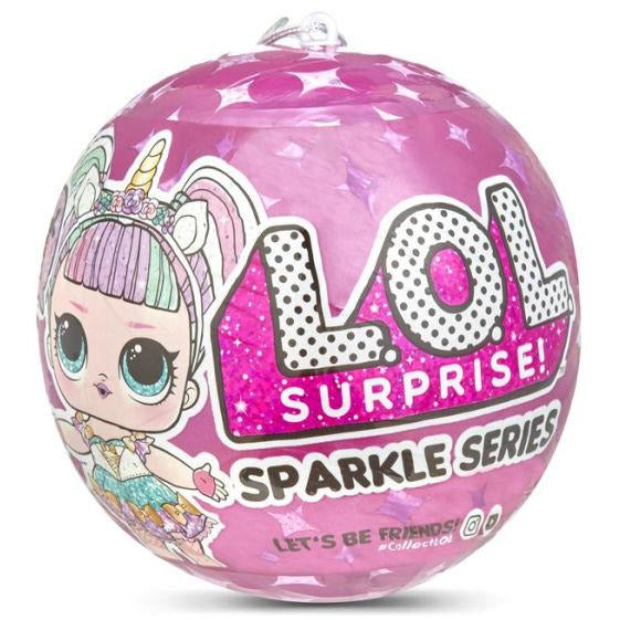 L.O.L. Surprise Dolls Sparkle Series (Assorted, Styles Vary)