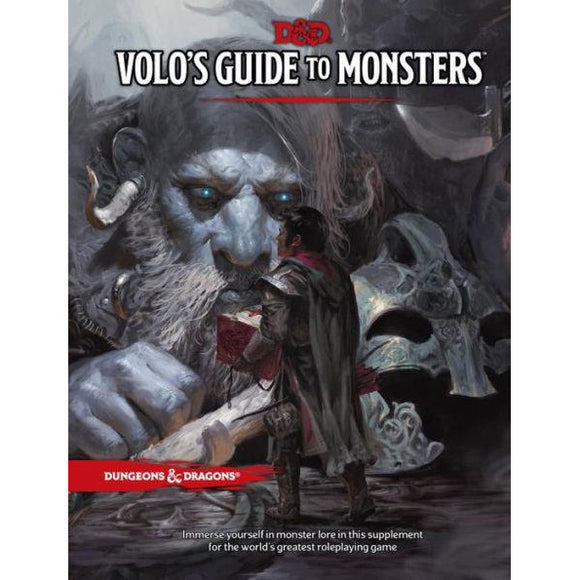 Dungeons & Dragons: Volo's Guide to Monsters - Quarky Toys