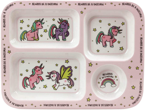 Little Stars Unicorn Tray