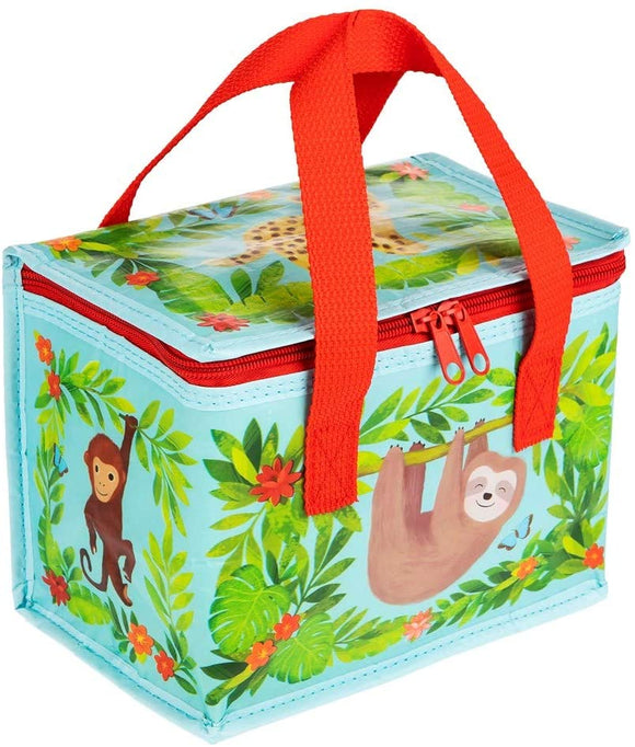 Sass & Belle Sloth and Friends Lunch Bag