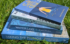 Recommended books for wild swimmers