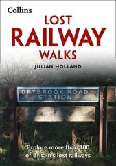 Lost Railway Walks book