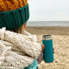 Insulated tea flask