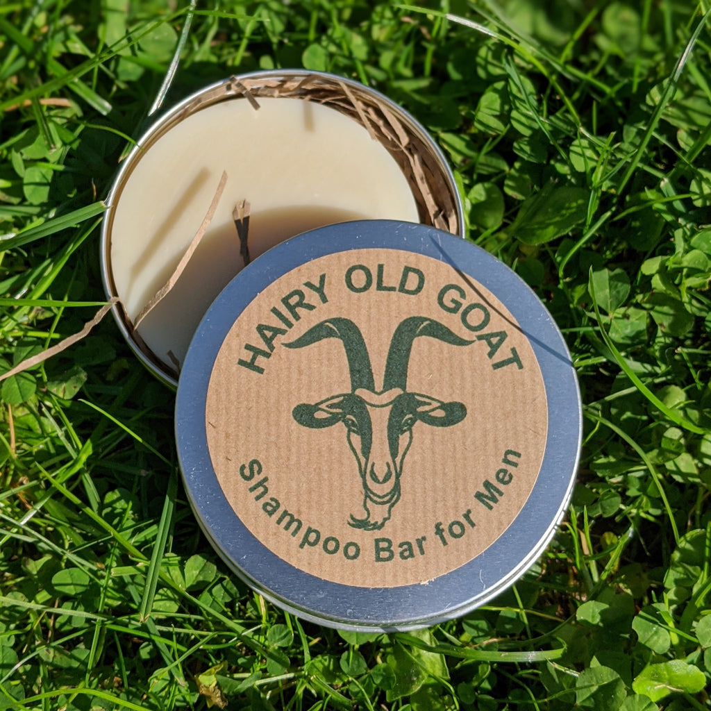 Hairy Old Goat Natural Shampoo Bar