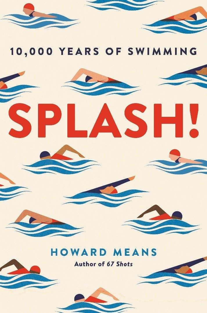 Splash (100 years of swimming) by Howard Means