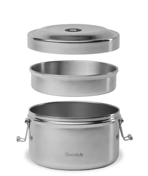 Insulated Stainless Steel Bento Box 850ml